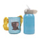 Fashion Flask Water Bottle 600ml - Sky Blue (6047)