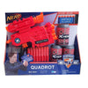 Nerf N-Strike Elite Quadrot - Red (7047)