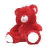 Soft Teddy Bear Toy Small - Red (001)