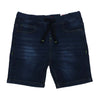 Denim Short For Boys - Dk-Blue (003)