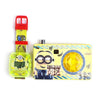 Minions Wrist Watch & Camera Toy - Yellow (WC-01)
