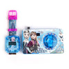 Disney Frozen Watch & Camera Toy - Blue (WC-03)