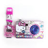 Hello Kitty Watch & Camera Toy - Pink (WC-02)
