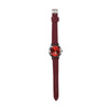 Wrist Watch For Kids - Maroon (WW-32)