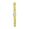 Hello Kitty Flexible Wrist Watch - Yellow (WC-08)