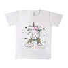 Dreamer T'Shirt For Girls - White (BTS-046)