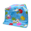 Bear Baby Changing Sheet - Blue (S-79)
