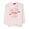 Future Sweat Shirt For Girls - White (GST-24)