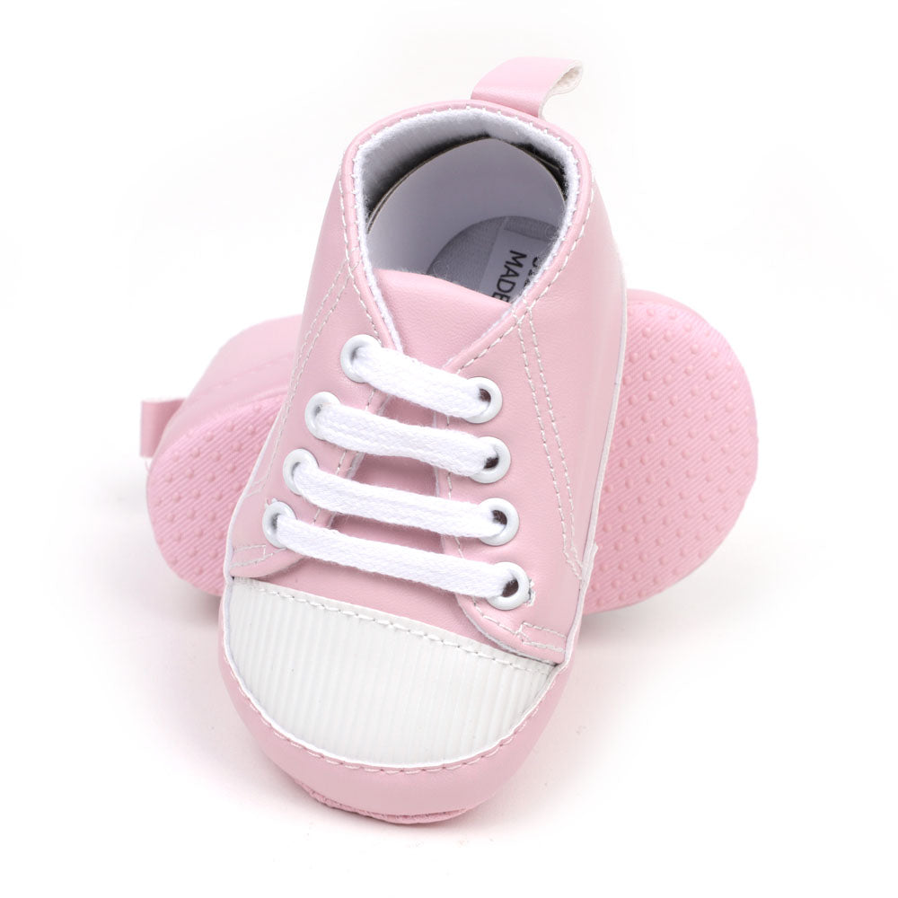 Fancy Baby Girl Booties - Pink (YS-BB77)