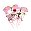 Bride To be Photo Props Pink - 20 Pcs (1585-B)