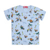 The Best Summer T-Shirt For Boys - Blue (TZ-04)