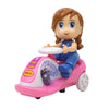 Swing Car For Kids - Pink (2021D)