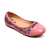 Glitter Pumps For Girls - Pink (SP-15)