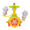 Hello Kitty Sea Saw Toy For Kids - Pink (SM456-9)