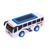 Police Bus Toy For Kids - Blue/White (7704)