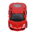 Lamborghini Pull Back Model Car - Red (2020A)