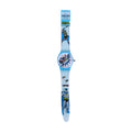 Batman Wrist Watch For Kids - Blue (WC-12)