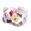 Cars Baby Booties Socks - Multi (PSK3)