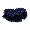 Fancy Net Skirt For Girls - Blue (GS-016)