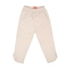 Plain Eastern Tulip Pant For Girls - Fawn (GP-004)