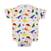 Animal Printed Romper For Boys - Multi (IS-22)