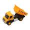 Dinky Construction Die Cast Truck - Yellow (D1221)