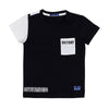 Victory T-Shirt For Boys - Black (BM1-2008)