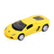 Lamborghini Pull Back Model Car - Yellow (2020A)