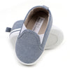 Casual Baby Booties For Unisex - Blue (YS-BB63)