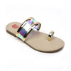 Casual Slippers For Girls - Gold (J-27)