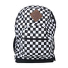 Check School Bag For Kids - Black/White (0009)