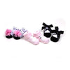 Baby Girl Booties Socks - Pack of 3 (S57)