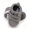 Casual Baby Boy Booties - Grey (YS-BB51)