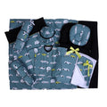 Cars Printed Baby Carry Cotton Nest Set - 9 PCs (CN-15)