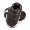 Fancy Baby Boy Booties - Brown (YS-BB43)