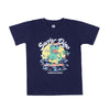 Dino T-Shirt For Boys - Navy (BTS-054)
