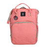 Multi-function Mama Baby Bag - Peach (0038)