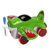 Pull Back Die Cast Fighter Plane - Green (0783-64)