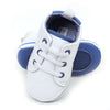 Sports Baby Boy Booties - White (YS-BB44)