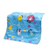 Sheep Baby Changing Sheet - Blue (S-75)