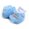 Love Mom Baby Booties Socks - Blue (PSK3)