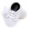 Fancy Baby Booties - White (YS-BB33)
