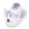 Fancy Baby Girl Booties - White (YS-BB61)