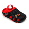 Casual Slippers For Boys - Red/Black (1506)