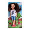 Lovely Girl Fashion Doll Fir Kids (YT045B-A)