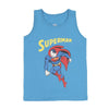 Superman Sando For Boys - Blue (BS-07)