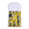 Minions Printed Baby Carry Nest - White (CN-04)