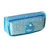 Fancy Glitter Pencil Pouch - Blue (5808)