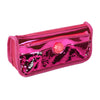 Fancy Shiny Sequin Pencil Pouch - Fuchsia (6613)