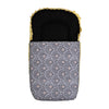 Printed Fancy Baby Carry Nest - Black (CN-12)